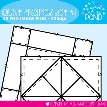 Quilt Frames Set 1