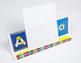 Quilt Hand Alphabet GrandStand: A