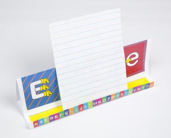 Quilt Hand Alphabet GrandStand: E