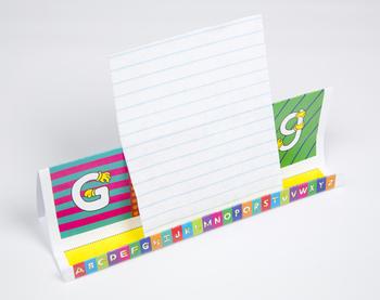 Quilt Hand Alphabet GrandStand: G