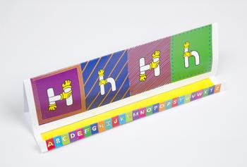 Quilt Hand Alphabet GrandStand: H