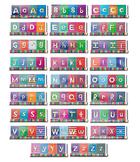 Quilt Hand Alphabet GrandStand Packet