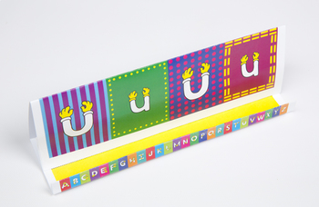 Quilt Hand Alphabet GrandStand: U