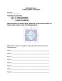 Quilt Models Project: systems of inequalities