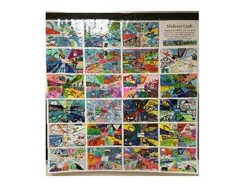Quilt Project for Social Studies, Science, Reading, etc.