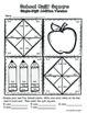 School Math Art - Quilt Square