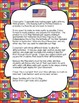 U.S. Flag Math Art - Quilt Square