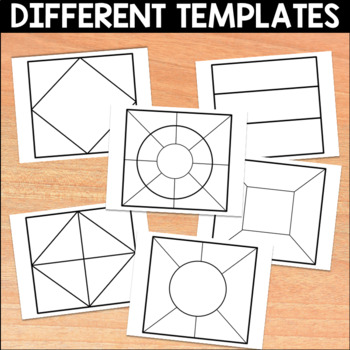 Quilt Squares for Bulletin Board Displays