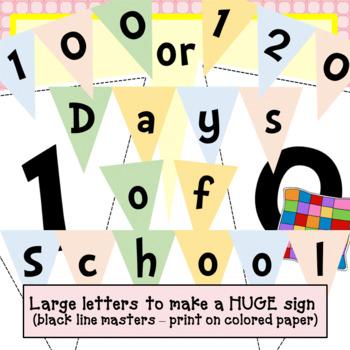 Quilt Templates 100 Days By Mseducator Teachers Pay Teachers