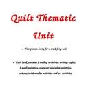 Quilt Thematic Unit