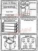 Quilt Worksheets & Blocks - Set 3 (Author Biographies)