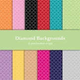 Quilted Pattern Background Package
