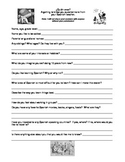 ¿Quién eres? - A beginning of the year questionnaire for students