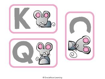 ¿Quién quitó el queso? - A Spanish Phonics Center for C, Q, and K words