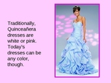 Quinceanera- The Fifteenth Birthday Celebration
