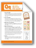 Quincy, the Quail