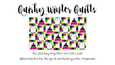 Quirky Winter Quilts
