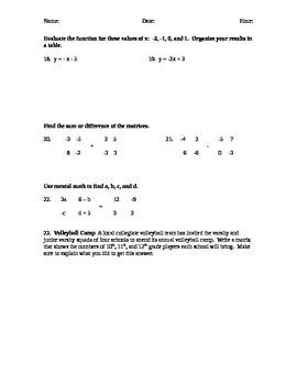 Quiz 2.1 - 2.4 (version 2)
