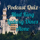 History Podcast Quiz BUNDLE of 5 Quizzes! (I)