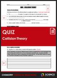 Quiz - Collision Theory
