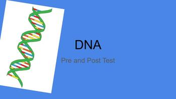 Quiz - DNA pre-assessment