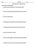 Quiz - Edith Hamilton's Mythology - Chapter Four