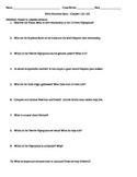 Quiz - Edith Hamilton's Mythology - Chapter One