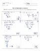 Quiz: Evaluating Algebraic Expressions
