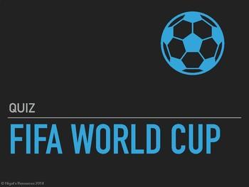 Quiz - FIFA World Cup