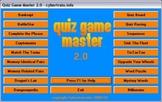 Quiz Game Master