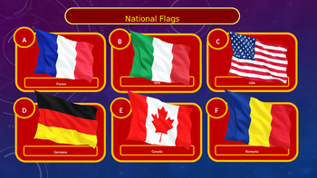 Quiz: Geography - Countries; cities; landmarks and flags