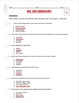 Quiz - Heat Transfer by Conduction, Convection, and Thermal Radiation
