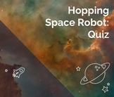 Quiz: Hopping Space Robot