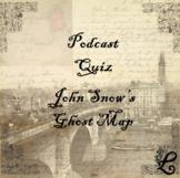 History Podcast Quiz: John Snow & Cholera in London