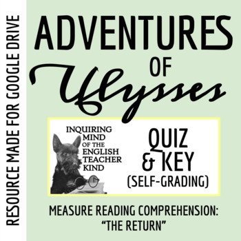 adventures of ulysses teaching resources teachers pay teachers rh teacherspayteachers com The Adventures of Ulysses Telemachus The Adventures of Ulysses Prologue