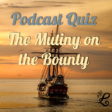 Quiz: Mutiny on the Bounty