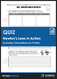Quiz - Newton's Laws of Motion in Action (Part 2)
