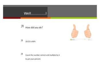 Quiz -On Parts Of Speech