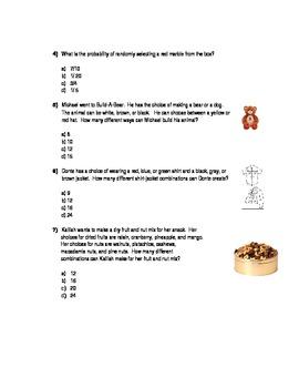 Quiz - Probability Concepts