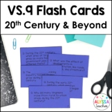 20th and 21st Century Virginia Flash Cards (VS.9)