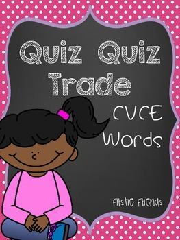 Quiz Quiz Trade CVCE Words
