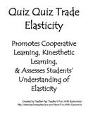 Quiz Quiz Trade Economics Elasticity - Elastic vs Inelastic Demand and Supply