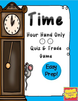 Quiz, Quiz, Trade Game for Hour Hand Only