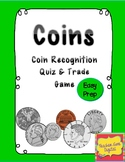 Quiz & Trade Game or Flashcards for Coins