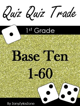 Quiz Quiz Trade Math Base Ten 1 - 60