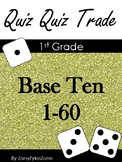 Quiz Quiz Trade: Math Base Ten 1 - 60