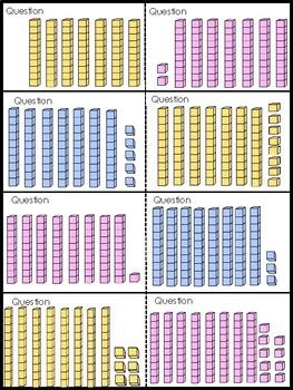 Quiz Quiz Trade Math Base Ten 70 - 120