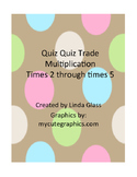 Quiz Quiz Trade Multiplication