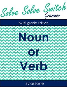 Quiz Quiz Trade Noun or Verb