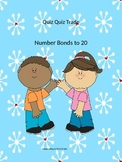 Quiz Quiz Trade Number Bonds to 20